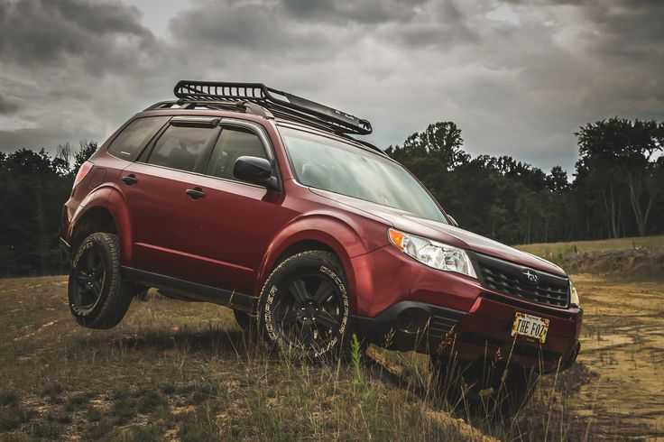 Sell a Subaru Forester