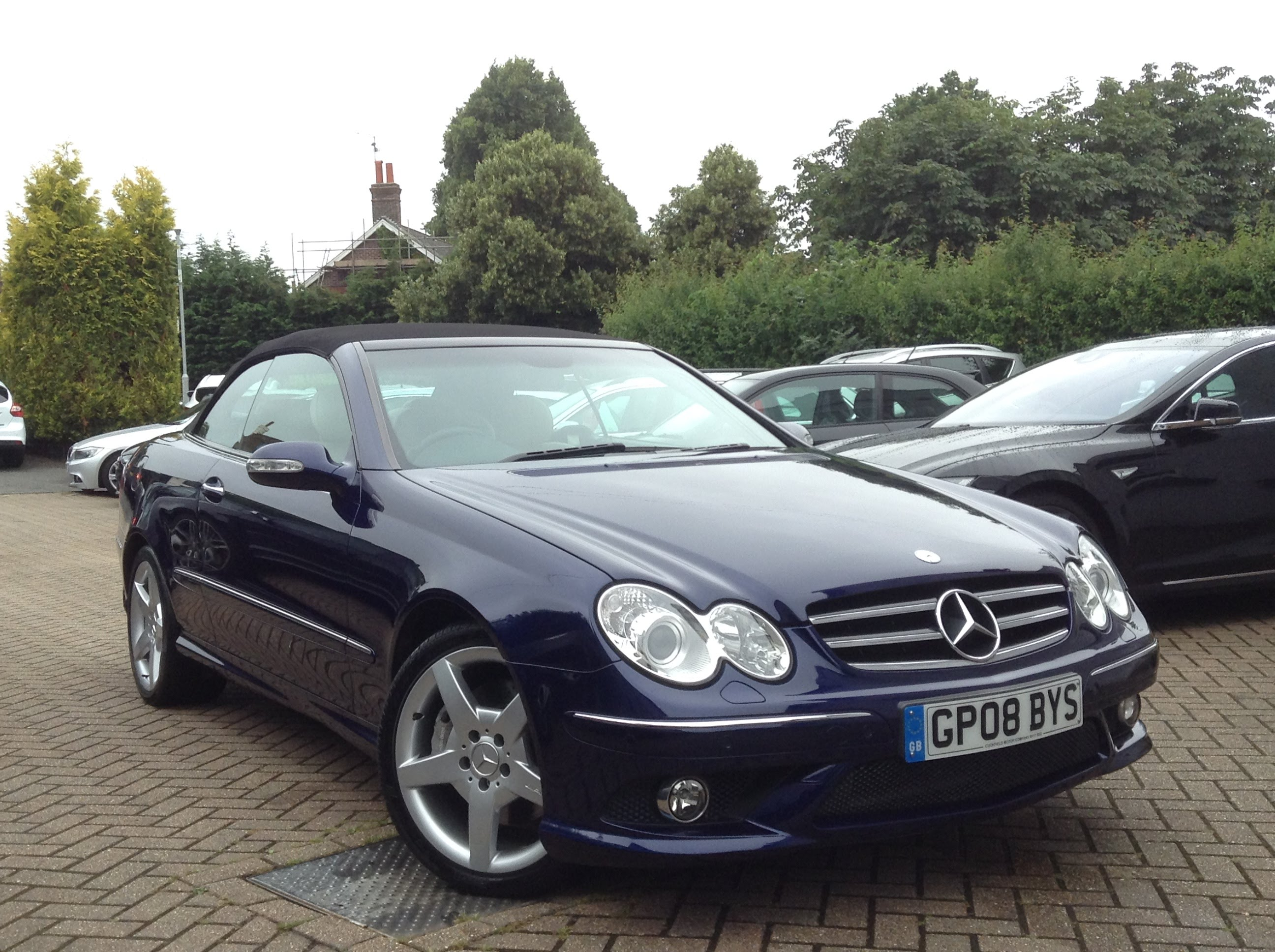 Selling my CLK Mercedes Coupe