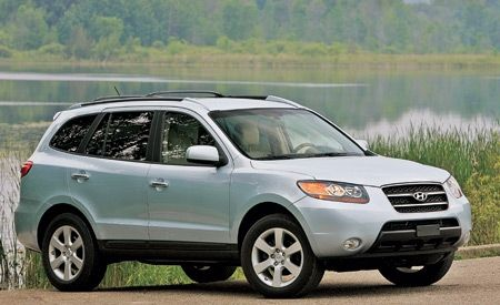 2007 Santa Fe Wagon Sell my Hyundai