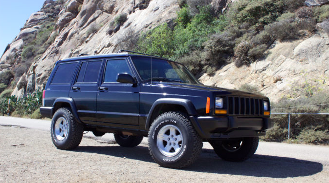 Selling my XJ Jeep Cherokee