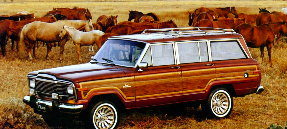 Selling my Jeep Wagoneer SUV