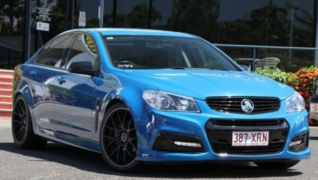 2013 Holden Commodore sv6- sell my car
