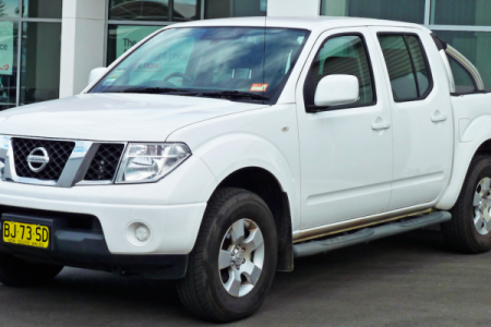2007 Nissan Navara – sell my car