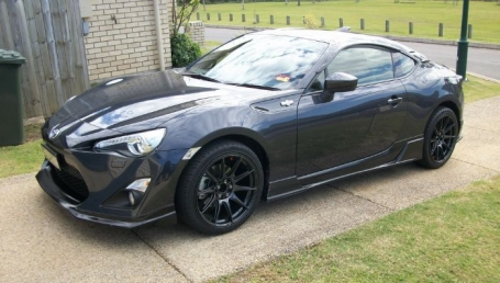 2013 Toyota 86 sell my car