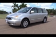 2012 Kia Grand Carnival - sell my car