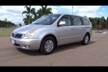 2012 Kia Grand Carnival – sell my car