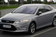 2012 Ford Mondeo – sell my car
