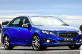 sell my ford falcon xr6 turbo 2012