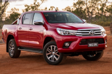 selling my toyota hilux sr5
